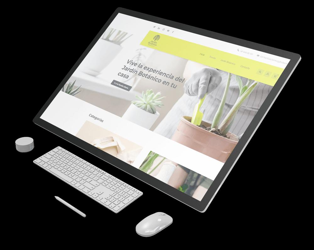 Sitios web realizados por Gulupa Digital